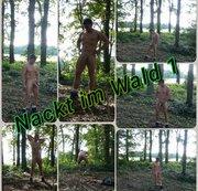 Nackt im Wald 1