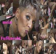 Sklave,mein# Fußknecht!rauchender Dirty-Talk