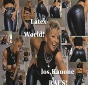 Kanone raus!!-#LATEX-WORLD!!-#Spritzcountdown-!!