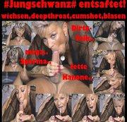 #Jungschwanz entsaftet!#wichsen#,deepthroat#,cumshot