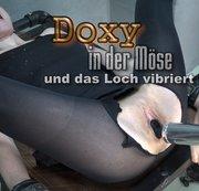 Doxy in der Möse