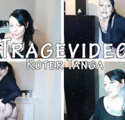 Tragevideo - roter Tanga