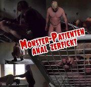 Monster Patienten anal zerfickt