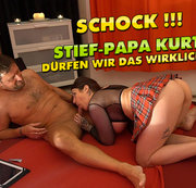 Schock !!! Stief-Papa Kurt ! Dürfen wir das wirklich ???