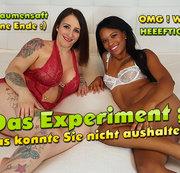Das Experiment ! Das konnte Sie nicht Aushalten !!!