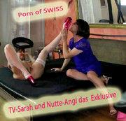 Teil 1 :- Mein erster TV-Sex mit Sarah! Sein erster Porno