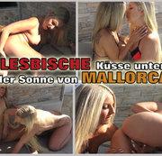 LESBISCHE K�sse und der der Sonne von MALLORCA