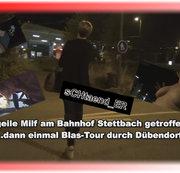 Geile Milf am Bahnhof Stettbach