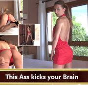Ass Brainfuck – Mein Arsch im String