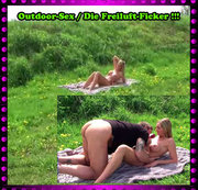 Outdoor-Sex  //  Die Freiluft-Ficker