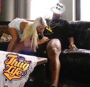 Thug Life !! Angehender Hiphopstar aus USA fickt mich hart!