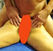 Spritziges Rimming - Arschritzen-Fick + Sperma-Massage