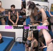 Anal-Sklave Jan wird gefickt!!