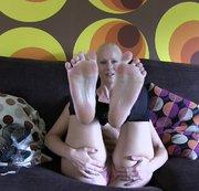 Fuß- und Sohlenfetisch