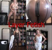 Layer Fetish - Nylons, Latex, Alltagskleidung