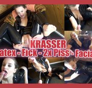 Notgeiles  LATEX - FICK - PISS Luder