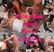 2 Fick Säue beim Porno Casting.Teil.3