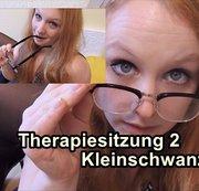 Therapiesitzung 2 ! Kleinschwanz
