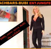 OMG! 18jährigen NACHBARS-BUBI ENTJUNGFERT!!!
