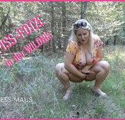 PISS-FOTZE in der Wildnis!