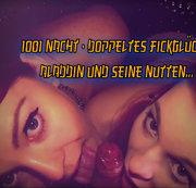 1001 Nacht - Doppeltes Fickgl�ck - Aladdin und seine Nutten...