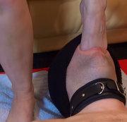 Sklavenmaulfick - Deepthroate meine Füße