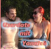 Endlich! Langersehntes Usertreffen mit Yannik.