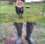 Aigle Stall Stiefel von SweetSusiNRW » Video jetzt ansehen - hier klicken!