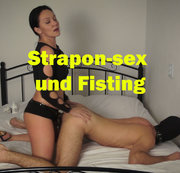 Strapon-sex und Fisting