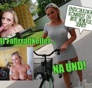 Im Fahrradkeller... NA UND!