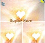 Kupfer Herz