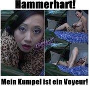 Hammerhart! Mein Kumpel ist ein Voyeur!
