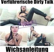 Verführerische Dirty Talk Wichsanleitung