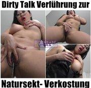 Dirty Talk Verführung zur Natursekt- Verkostung