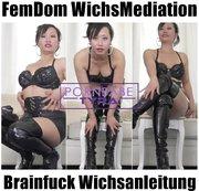 FemDom WichsMediation - Brainfuck Wichsanleitung