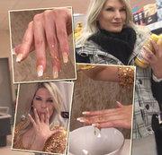 Honigsüße Fingernägel