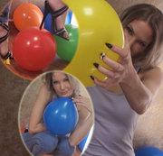 Ballons Wunschvideo