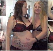 Im 6. Monat schwanger und extrem geil!