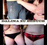 Dalina zu besuch