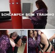 Schlampen beim Training teil 1