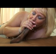 Lexie with Leks and his big black cock