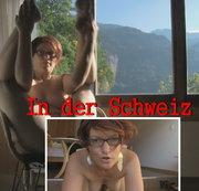 Schweiz - Sylvie notgeil im Hotel