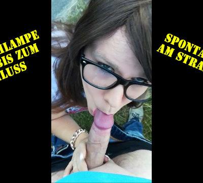Teenyschlampe will Sperma