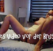 Letztes Video vor der Brust-OP