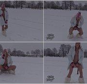 PiPi im Schnee und das ist erst der Anfang