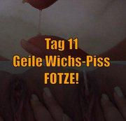 Geile Wichs-Piss-FOTZE