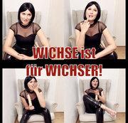 Wichse ist f�r Wichser!
