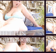 Outdoor Feet-Fun