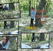 Geiler Fick im Park