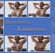 Sklavin Anna 2.3. – Klammerspiele
